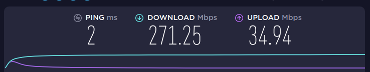 speedtest-result